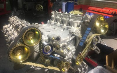 Ferrari 355 Engine Rebuild