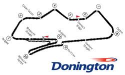 Pirelli Ferrari formula classic Donington Park 23rd June 2018
