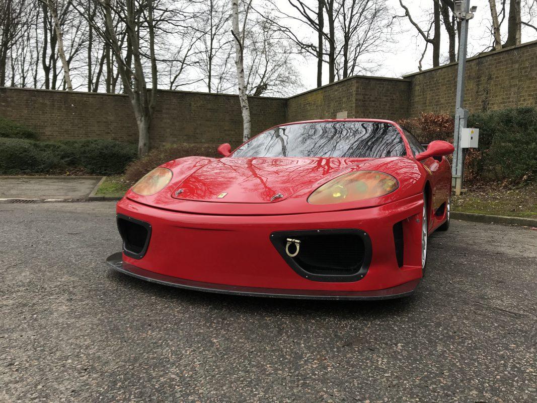 Ferrari 360 Challenge GT (2)