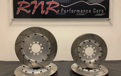 Ferrari 430 GT3 Brake Discs & Bells £1947.52+ VAT Set of 4
