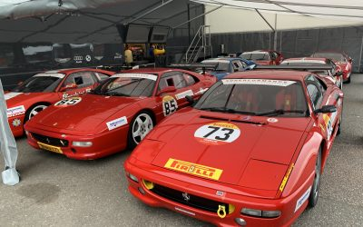 Pirelli Ferrari Formula Classic – Brands Hatch 18th-19th May 2019 – Round 1, 2 & 3