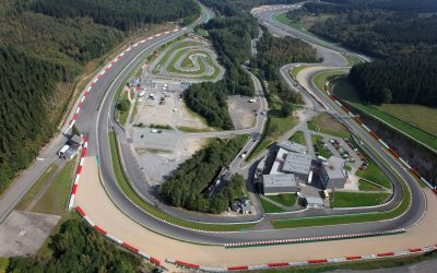 Ferrari Club Racing – Spa Francorchamps – 27th-28th April 2019